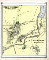 High Bridge 1, East High Bridge or Everettsville, Hunterdon County 1873